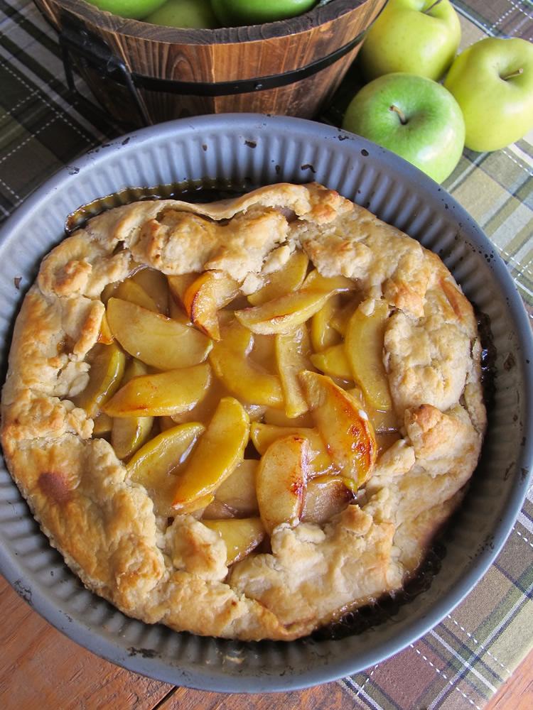 sugar-free-apple-tart