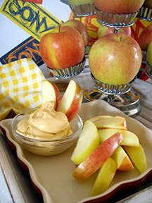 crunchy-apple-dippers