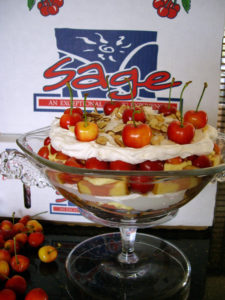 fresh-cherry-trifle