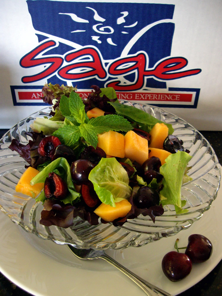 minted-spring-mix-dark-sweet-cherries-and-cantaloupe