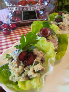cherry-lettuce-wraps