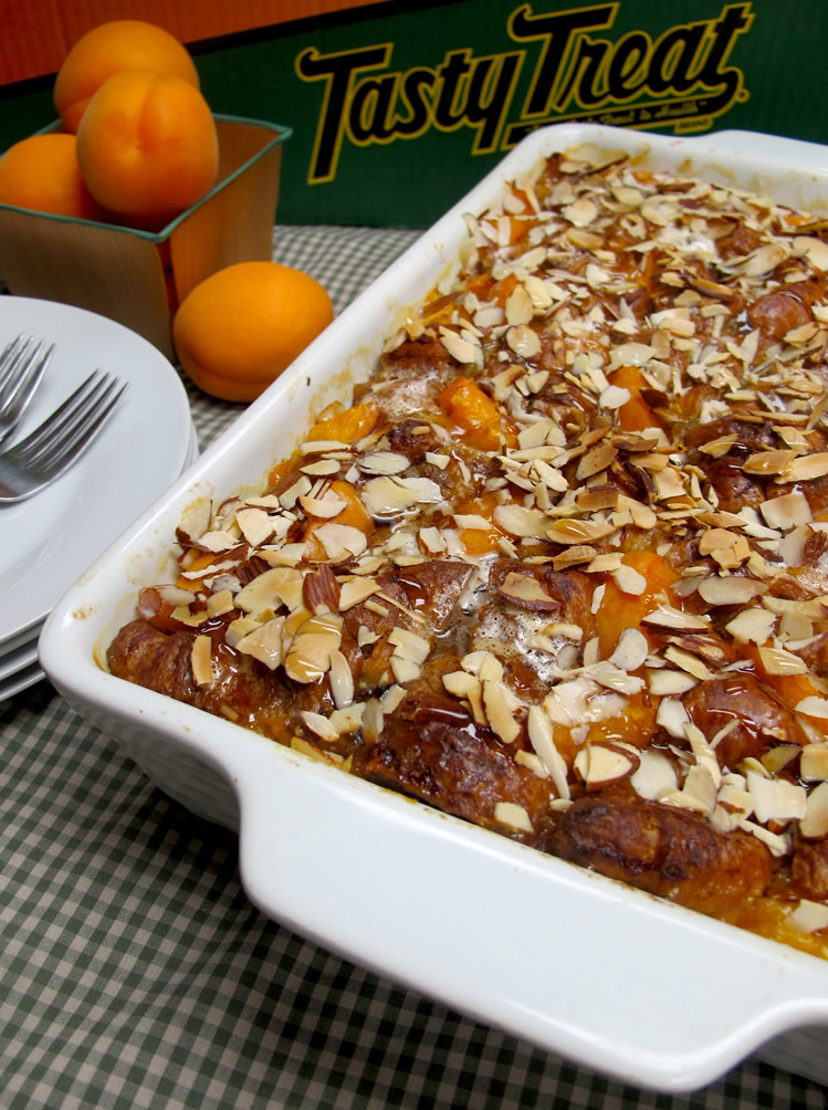 Apricot French Toast Bake